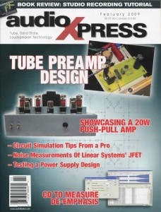 Audio Xpress February 2009