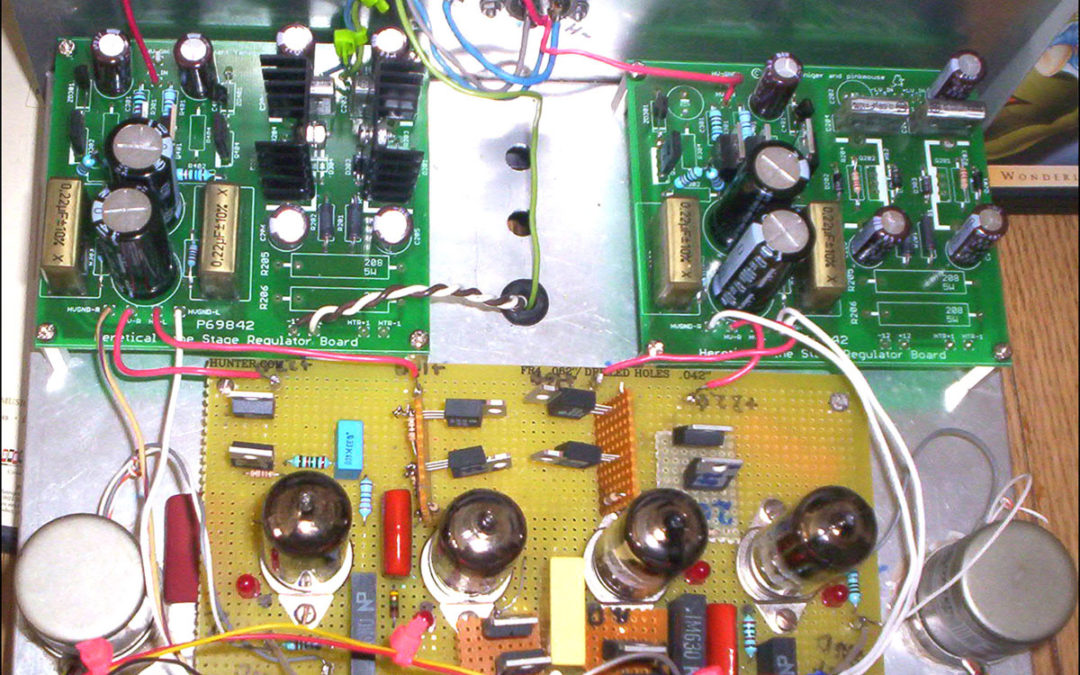 His Master's Noise Phono Preamp