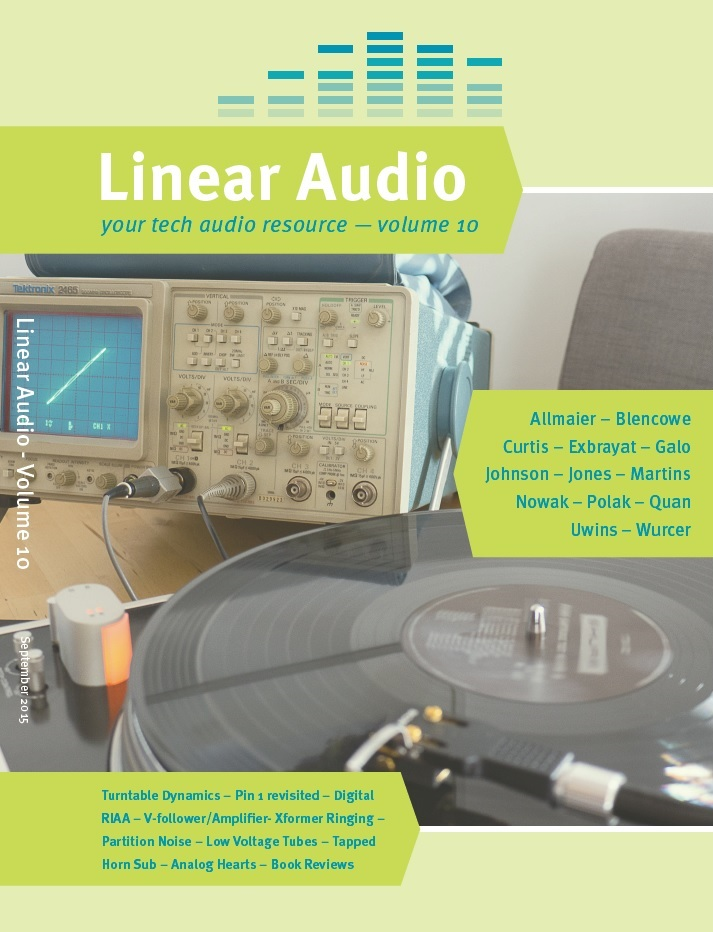 End Times for Linear Audio